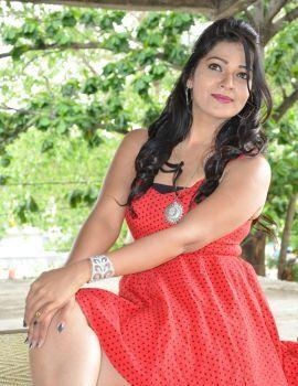 Ashwini Stills at Pelliki Mundu Prema Katha Movie Opening