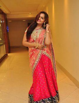 Ashwini Stills at Trendz Vivah Exhibition Launch