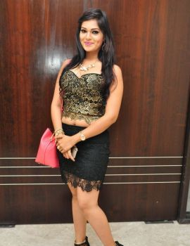 Aswini Photos at Hora Hori Telugu Movie Audio Launch
