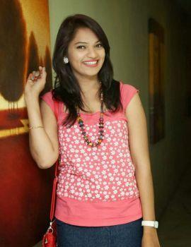 Glamorous Telugu Actress Ashwini Photo Shoot Stills