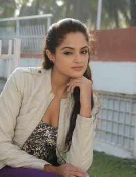 Asmita Sood Photos at Goutham Neelima Movie Launch