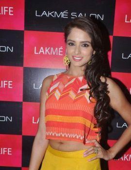 Asmita Sood Photos at Lakme Salon Press Meet