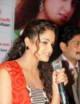 Asmita Sood Stills at Dr. Brahmi Gadi Health Card Launch