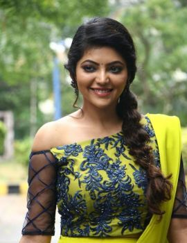 Tamil Actress Athulya Ravi at Nadodigal 2 Movie Audio Launch Function