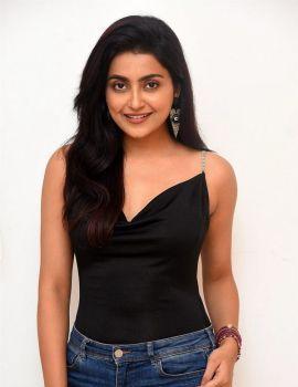 Avantika Mishra Stills at Meeku Matrame Chepta Movie Interview
