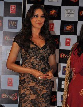 Actress Bipasha Basu at Raaz 3 First Look Launch