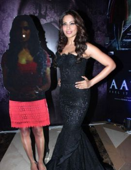 Bipasha Basu at Aatma movie first trailer launch function