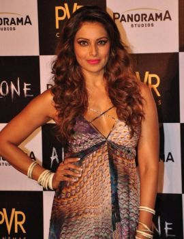 Bipasha Basu at Alone Movie First Look Trailer Launch