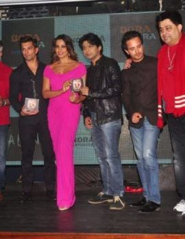 Bipasha Basu at Alone Movie Trailer Launching Event