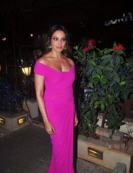 Bipasha Basu at Alone Movie Trailer Launching Event