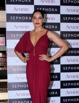 Bipasha Basu at Sephora Brand Store Launch in Kolkata