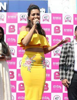 Actress Cathrerine Tresa Launches B New Mobile store at Kadapa