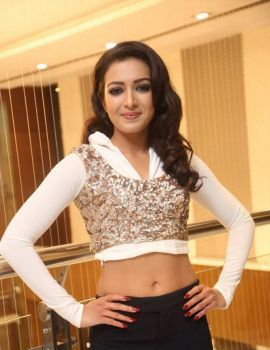 Catherine Tresa Photos at Gajendrudu Audio Launch