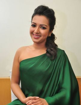 Catherine Tresa Stills at Kathakali Movie Press Meet