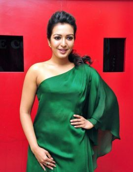 Catherine Tresa Stills at Kathakali Movie Press Meet