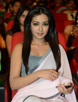 Catherine Tresa Stills at Paisa Audio Launch