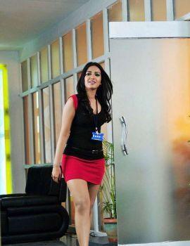Catherine Tresa Stills from Iddarammayilatho Movie