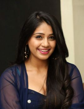 Chandni Bhagwanani Latest Stills at Diksoochi Movie Audio Launch