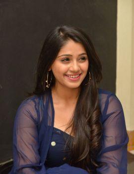 Chandni Bhagwanani Latest Stills at Diksoochi Movie Audio Launch