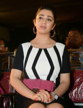 Charmi at Kai Raja Kai Movie Audio Release Event