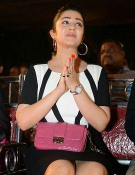 Charmi at Kai Raja Kai Movie Audio Release Event