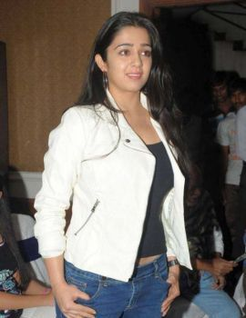 Charmi in a Low Waist Jeans Photos
