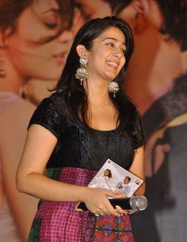 Charmi Kaur Latest Stills at Saradaga Ammailatho audio launch