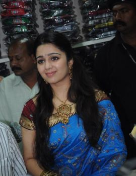 Charmi Launches SVR Brothers Showroom at Vijayawada