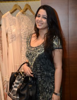 Charmi Photos at Shantanu and Nikhil Designer Store Launch