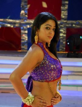 Charmy Kaur Spicy Item Song Photos