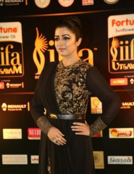 Charmy Kaur Stills at 2016 IIFA Utsavam Awards