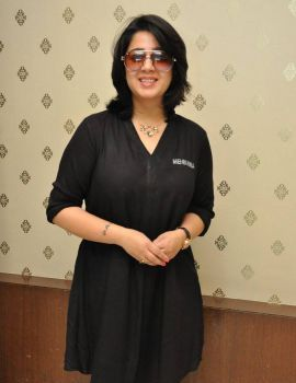 Charmy Kaur Stills at Mehbooba Movie Release Press Meet