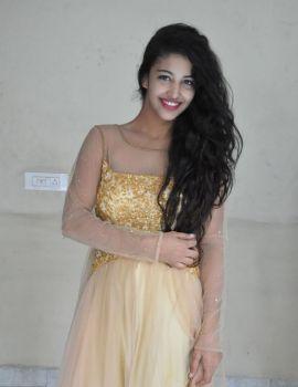 Daksha Nagarkar Photos at Hora Hori Movie Audio Success Meet