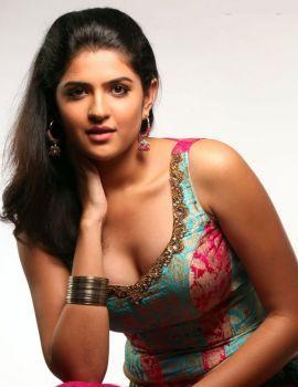 Telugu Actress Deeksha Seth Latest Photoshoot Stills