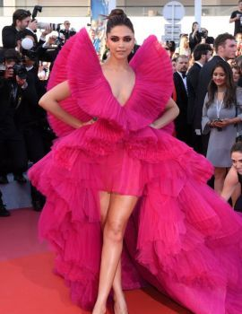 Deepika Padukone at 'Ash Is The Purest White' Premiere at Cannes Film Festival