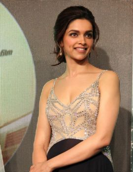 Deepika Padukone at Chennai Express Audio Launch