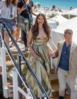 Deepika Padukone at Martinez Hotel in Cannes