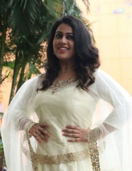 Tamil Actress Diana Champika Stills at Annadurai Press Meet