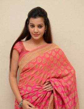 Diksha Panth Photos at O Sthree Repu Raa Logo Launch