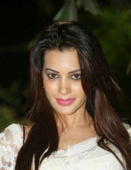 Diksha Panth Stills at Bham Bholenath Music Launch