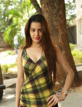 Telugu Actress Deeksha Panth Latest Stills