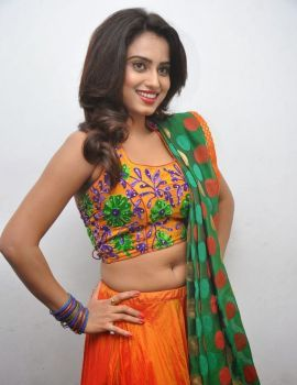 Actress Dimple Chopade Stills at Biscuit Audio Launch