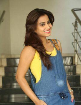 Dimple Chopade Latest Stills at Krishnashtami Success Meet