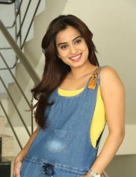 Dimple Chopade Latest Stills at Krishnashtami Success Meet