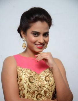 Dimple Chopade Stills at Tungabhadra Movie Audio Launch