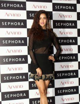 Disha Patani at Sephora Brand Store Launch in Kolkata
