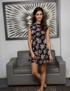 Disha Patani Stills at MS Dhoni Movie Press Meet
