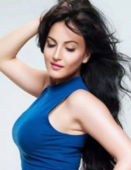 Elli Avram Hot Maxim Photoshoot