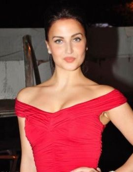 Elli Avram sizzling hot Photo Gallery