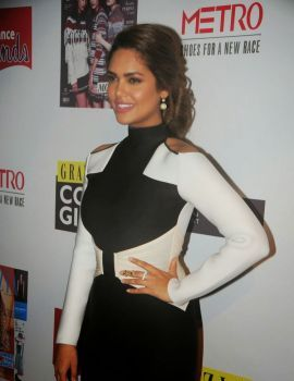 Esha Gupta at Grazia Cover Girl Hunt Grand Finale